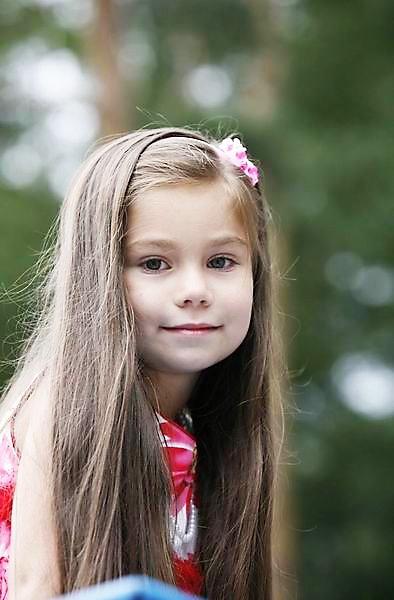 фотопортрет ребенка