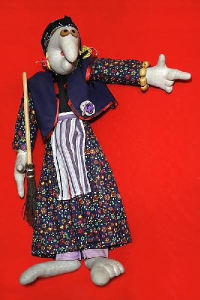 Матерчатая кукла