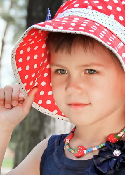 Красная шляпочка.